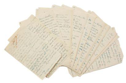 [TITANIC]. CANDEE HELEN CHURCHILL (1858-1949). Femme de lettres et décoratrice américaine.