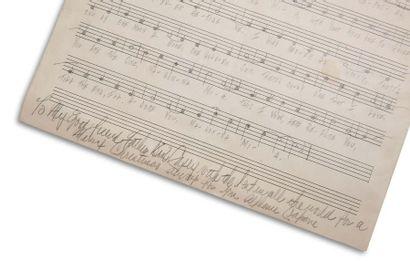 CAPONE ALPHONSE [AL] (1899-1947). Autograph MANUSCRIPT, signed « Alphonse Capone...