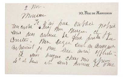 CASSATT MARY (1844-1926).
