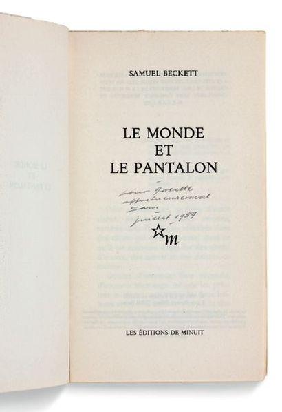BECKETT Samuel (1906-1989)