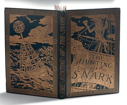 DODGSON CHARLES LUTWIDGE [LEWIS CARROLL] (1832-1898). The Hunting of the Snark. An...