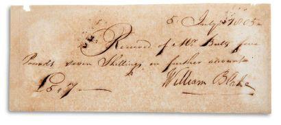 BLAKE WILLIAM (1757-1827)