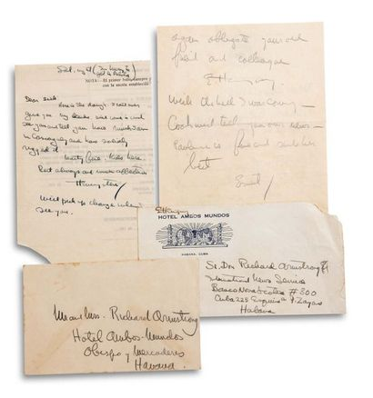 HEMINGWAY ERNEST (1899-1961).