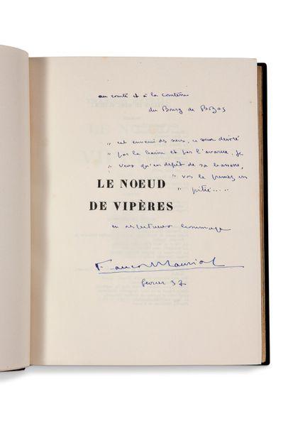 MAURIAC (François)