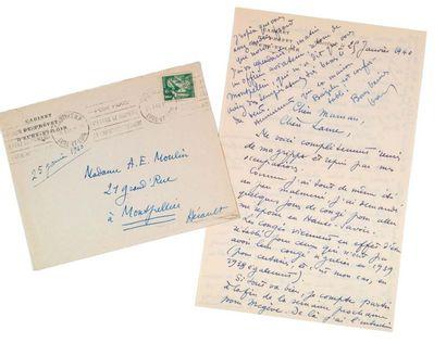 MOULIN Jean.( 1899-1943).