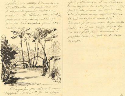 NADAR Félix Tournachon, dit (1820-1910).