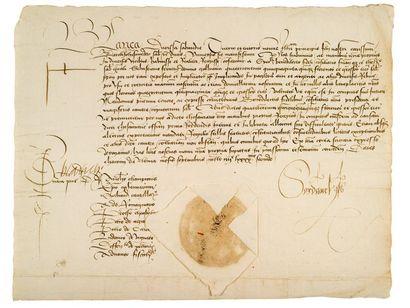 SAVOIE Blanche de MONTFERRAT, duchesse de...