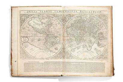 MERCATOR Germaniae tabule geographicae.-Gallicae tabula geographicae.-Belgii inferioris...
