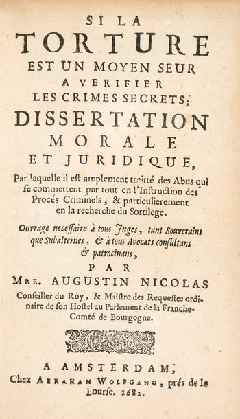 NICOLAS (Augustin)