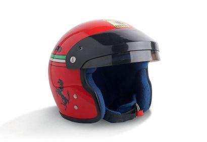 PILOTA FERRARI BIEFFE - casque original helmet...