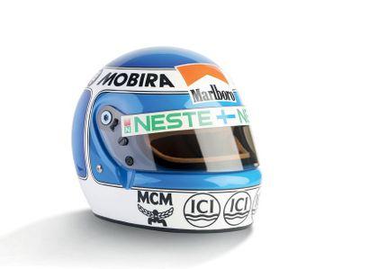 KEKE ROSBERG - 1986 BELL - Marlboro McLaren...