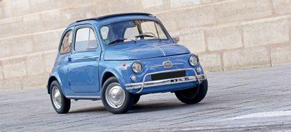 FIAT 500 D  1962