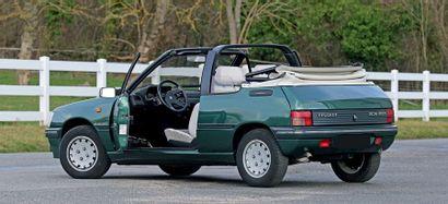 Peugeot 205 ROLAND GARROS Cabriolet 1993