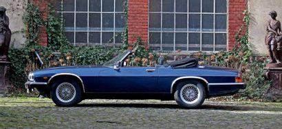 Jaguar XJ6 CABRIOLET 1988 Collection Francis Staub