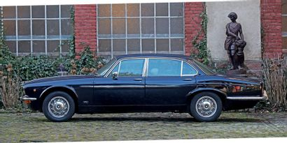 Jaguar XJ6 4.2 SÉRIE 2 1978  Collection Francis Staub