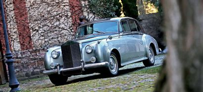 Rolls-Royce SILVER CLOUD II 1960 Collection Francis Staub