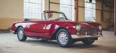 FACEL VEGA cabriolet Facellia 1961 Collection Francis Staub