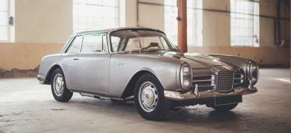 Facel Vega FACEL coupé 4 places 1964 Collection Francis Staub Historique clair, livrée...