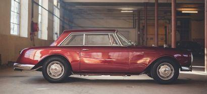 Facel Vega FACEL coupé 4 places 1963 Collection Francis Staub