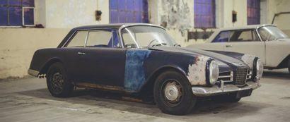 Facel Vega FACEL coupé 4 places 1964 Collection Francis Staub