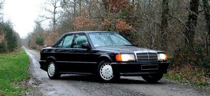 Mercedes-Benz 190 E 2.5 16 1989