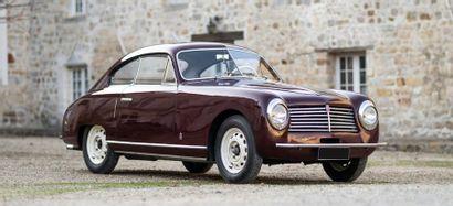 Fiat 1100 ES COUPÉ Pinin Farina 1950