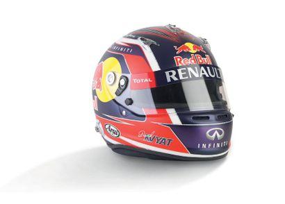 DANIIL KVYAT - 2016 ARAI - Red Bull Racing...