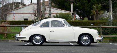Porsche 356 SC 1600 1964