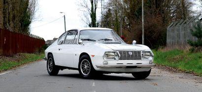 Lancia FULVIA Sport ZAGATO 1300 1969