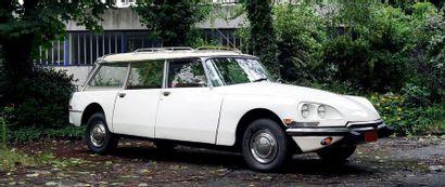Citroën DS BREAK 21 EXPORT USA 1972