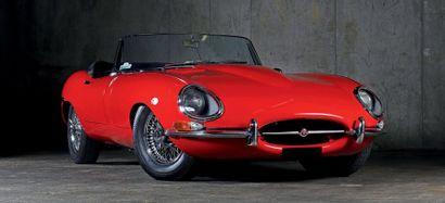 Jaguar TYPE E 4.2 CABRIOLET 1964
