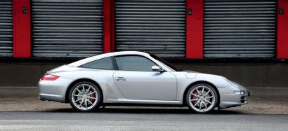 Porsche 911 TYPE 997 Targa 4S Tiptronic S 2007