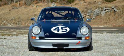 Porsche 9112.5 S/T REPLICA 1973