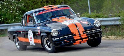 STUDEBAKER coupé CHAMPION 1954