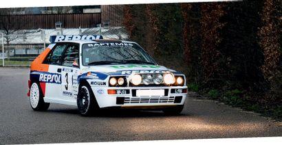 Lancia DELTA EVO II Repsol Replica  1993