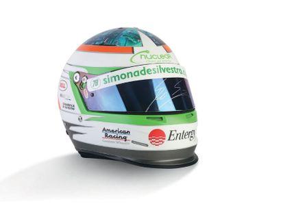 SIMONA DE SILVESTRO - 2013 BELL -IndyCar...