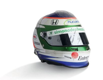 SIMONA DE SILVESTRO - 2010 BELL -IndyCar...