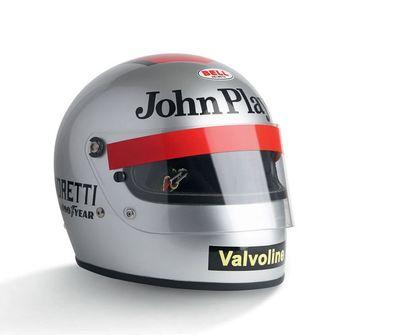 MARIO ANDRETTI - 1978 BELL - JPS Lotus -...