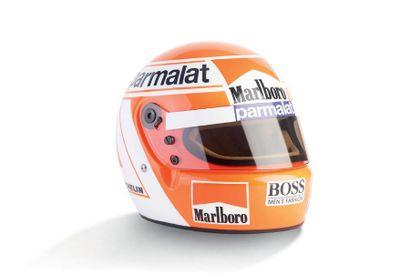 NIKKI LAUDA - 1984 BELL McLaren - helmet...