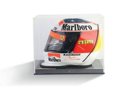 MICHAEL SCHUMACHER - 1996 BELL -Ferrari -...