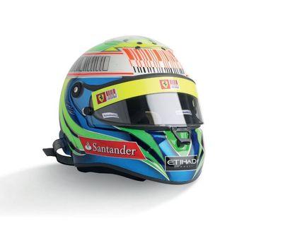 FELIPE MASSA - 2010 SCHUBERTH - Ferrari -...