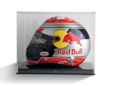 SEBASTIEN BUEMI - 2009 BELL - Toro Rosso-...