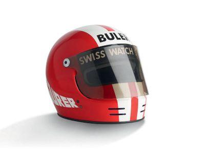 MARC SURER Helmet officiel non porter officiel...