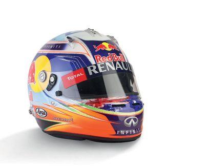 DANIELE RICCIARDO - 2014 ARAI - Red Bull...
