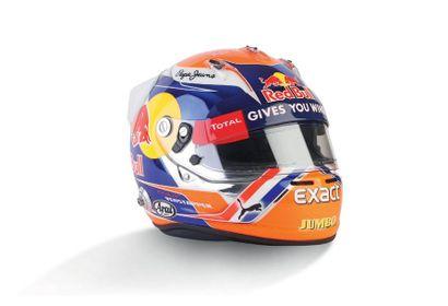 MAX VERSTAPPEN - 2016 ARAI - Red Bull Racing...
