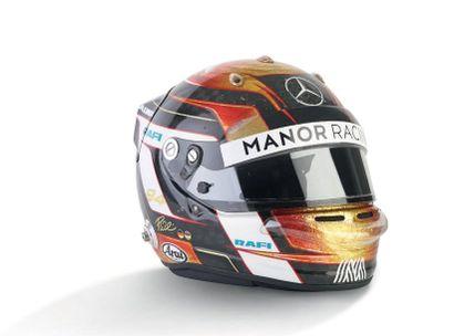 PASCAL WEHRLEIN - 2016 ARAI - Manor Racing...