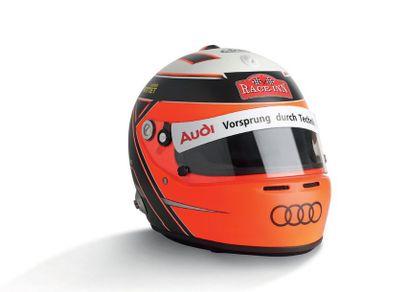 MARCEL FÄSSLER - 2008 ARAI - WEC Audi - casque...
