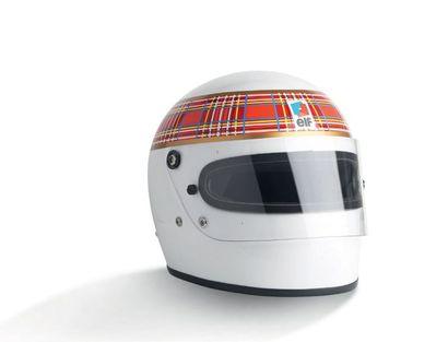 JACKIE STEWART BELL - Tyrell - helmet official...