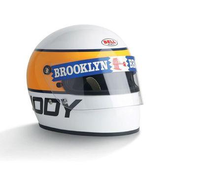 JODDY SCHECKTER - 1979 BELL - Ferrari - official...