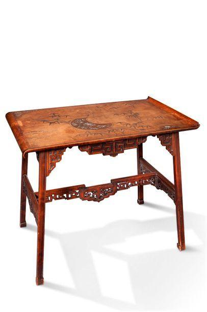 Table japonisante